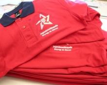 Textildruck für T-Shirt