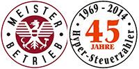 Schilder, Druck, Logo, Meister Betrieb